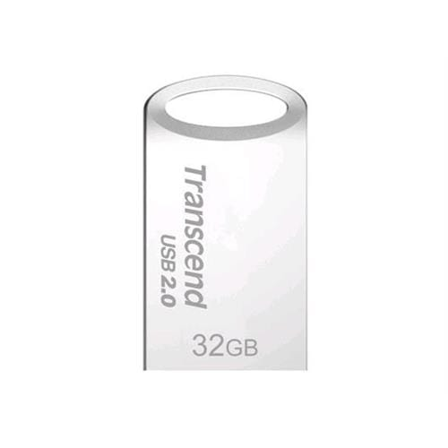 USB kľúč 16GB Transcend JetFlash 510S, strieborný TS16GJF510S