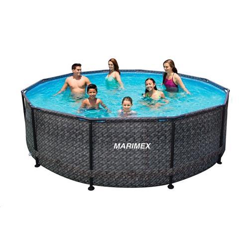 Bazén Marimex FLORIDA 4,57 x 1,32 m RATAN RATAN bez príslušenstva 10340238