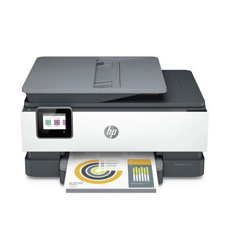 HP All-in-One Officejet Pro 8022e HP+ (A4, 20 ppm, USB 2.0, Ethernet, Wi-Fi, Print, Scan, Copy, FAX, Duplex, ADF) 229W7B#686