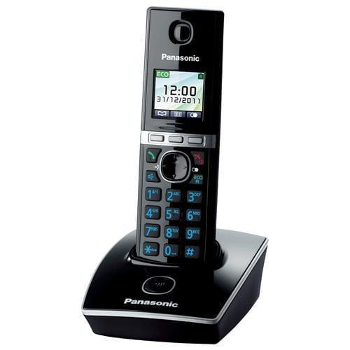 Panasonic KX-TG8051FXB telefon bezsnurovy DECT / čierny
