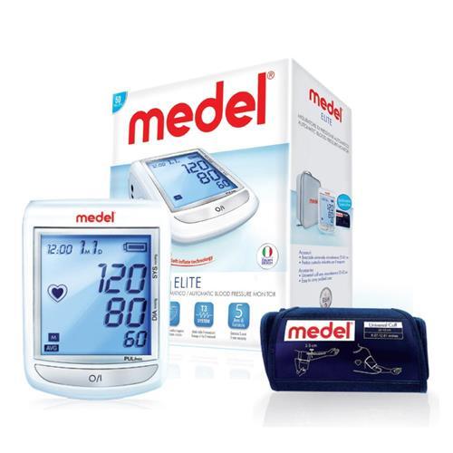 MEDEL ELITE MY17 Ramenný tlakomer s podsvietením a ESH certifikátom 529948