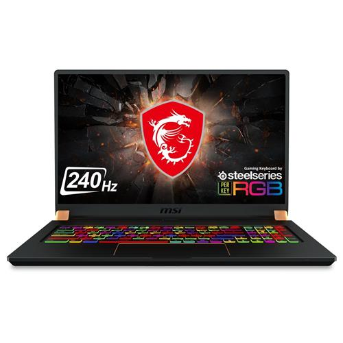 MSI GS75 17,3'' FHD 240Hz/i7-10750H/16GB/1TB/2070/W10H GS75 Stealth 10SF-054CZ