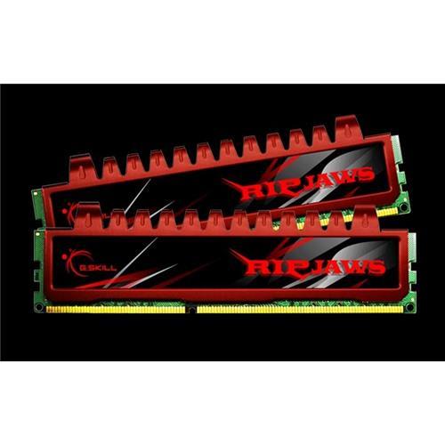 G.Skill Ripjaws DDR3 4GB (2x2GB) 1600MHz CL9 1.5V XMP F3-12800CL9D-4GBRL