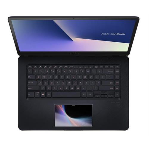 """ASUS Zenbook Pro UX580GD-BN033R Intel i7-8750HQ 15.6"""" FHD IPS matný GTX1050/4GB 16GB 512GB SSD WL BT Cam W10PRO čierny"""