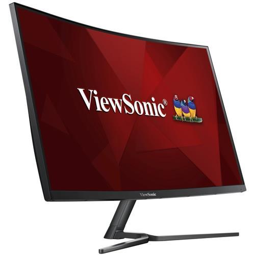 """Monitor ViewSonic VX2758-PC-MH/ 27""""/ VA Tech/ 16:9/ 1920x1080/ 1ms/ 280cd/m2/ 2x HDMI/ VGA/zakrivený"""