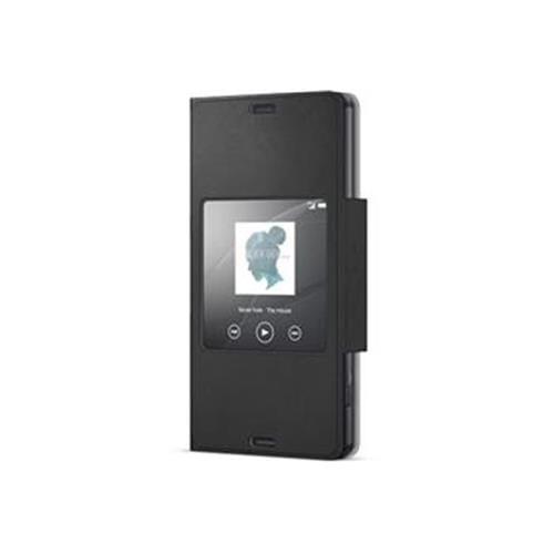 Sony Smart Cover SCR26 pre Xperia Z3 Compact Black 1287-5829