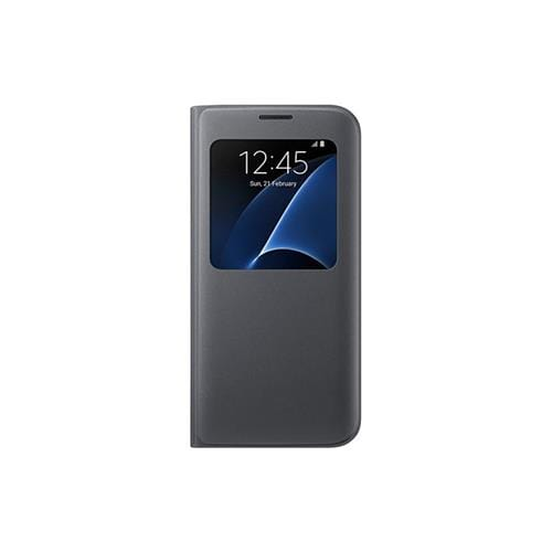 Samsung S View Cover pre S7 Edge (G935) Black EF-CG935PBEGWW