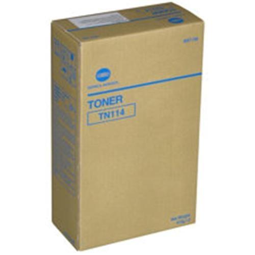 Toner MINOLTA TN114 (106B) Bizhub 162/163/210/211, Di 152/183/1611/2011 (2ks) 8937-784