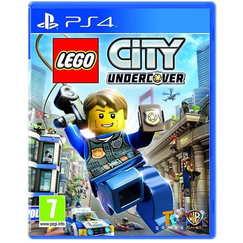 PS4 - Lego City Undercover 5051892207096