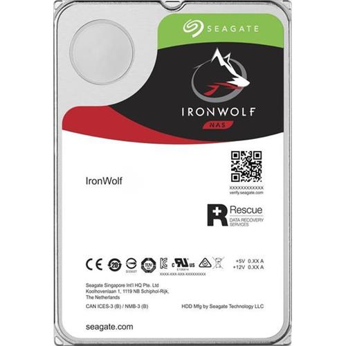 HDD 6TB Seagate IronWolf 256MB SATAIII 7200rpm NAS ST6000VN0033