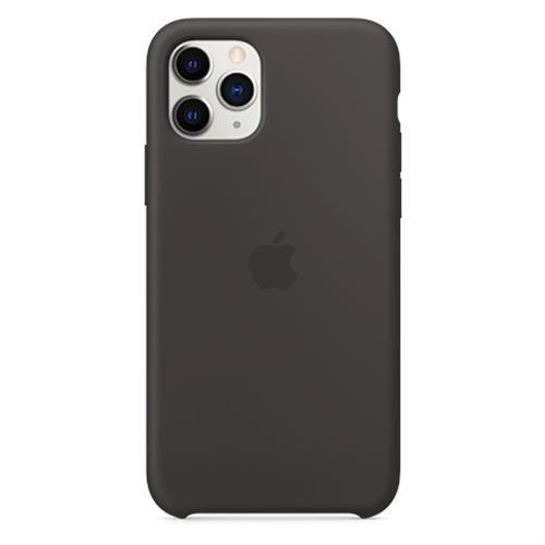 Apple iPhone 11 Pro Silicone Case - Black MWYN2ZM/A