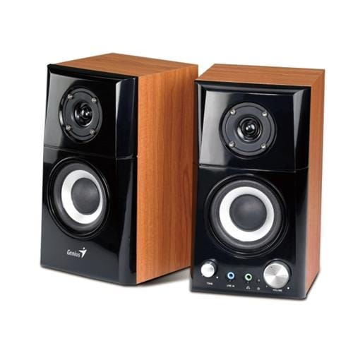 Reproduktory GENIUS SP-HF 500A wood 2.0 14W 31730905100