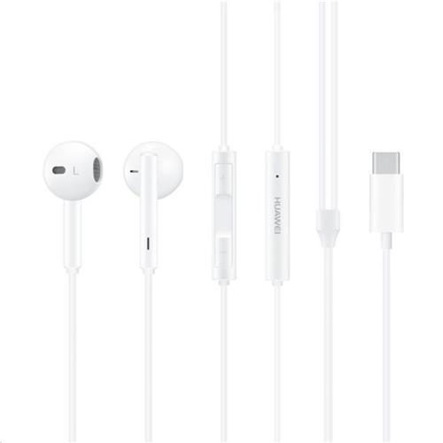 Huawei In-ear slúchadlá CM33, USB-C, White 6901443200429