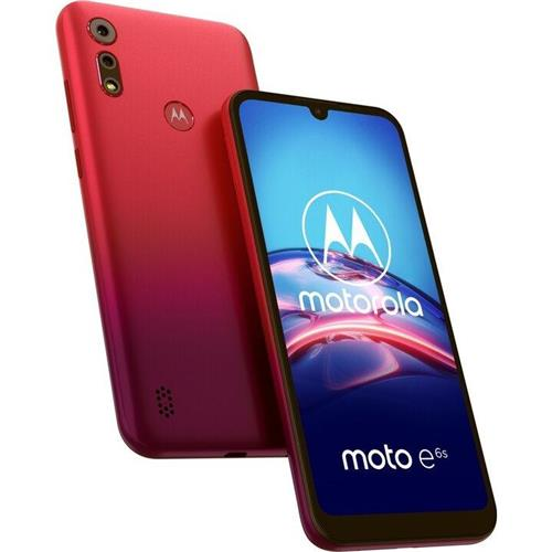MOTOROLA Moto E6s Plus, 4GB/64GB, Sunrise Red PAJE0030PL