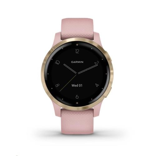 Garmin vívoactive 4S Dust Rose Light Gold 010 02172 33