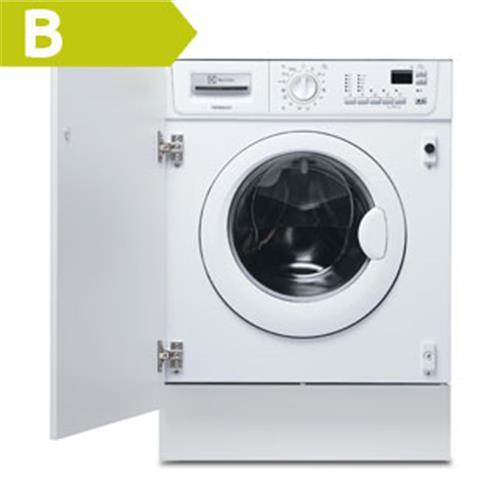 ELECTROLUX Vstavaná práčka so sušičkou EWX147410W