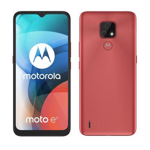 MOTOROLA Moto E7, 2GB/32GB, Satin Coral E7_SATCOR