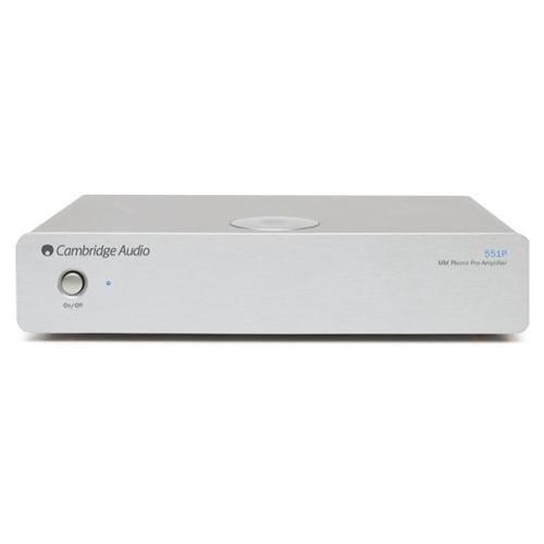 Gram. predzosilňovač CA Azur 551P MM - strieborný C10514