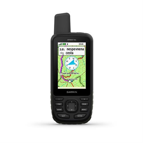 Garmin GPSmap 66s + SK TOPO 010-01918-02