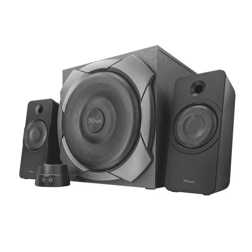Zvuk. systém TRUST Zelos 2.1 100 Watt Speaker set 21749
