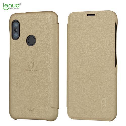 Lenuo puzdro pre Xiaomi Mi A2 Lite Gold 6923862922096