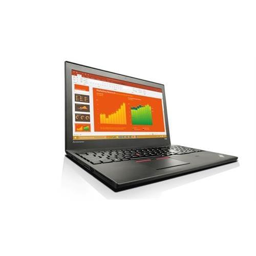 "Lenovo TP T560 i7-6600U 3.4GHz 15.5"" 3K IPS matny UMA 16GB 256GB SSD 4G/LTEready kb-light FPR W7Pro/W10Pro cierny 3yOS 20FJ002TXS"