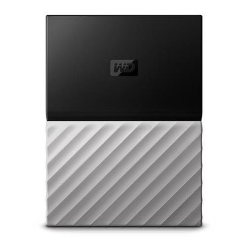 "WD My Passport ULTRA METAL 4TB Ext. 2.5"" USB3.0 Black/Grey WDBFKT0040BGY-WESN"