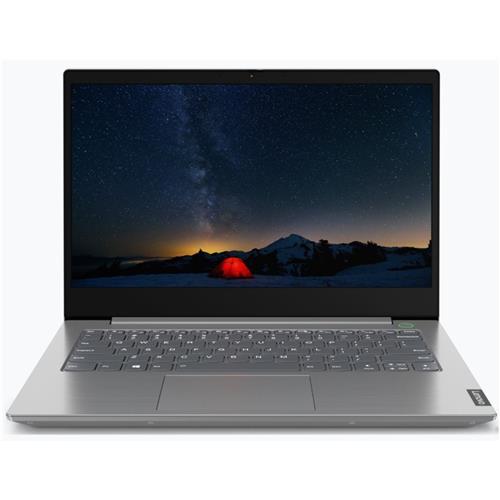 "LENOVO ThinkBook 14-IIL - i5-1035G1@3.6GHz,14"" FHD WVA mat,16GB,512SSD,Radeon6302GB,HDMI,USB-C,cam,backl,W10P,1r carryin 20SL00QDCK"