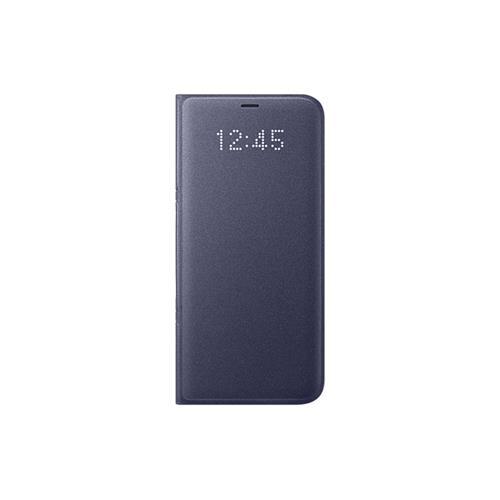 Samsung LED View Cover pre S8+ (G955) Violet EF-NG955PVEGWW