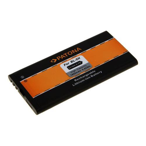 PATONA batéria pre mobilný telefón Nokia BL-5H 1850mAh 3,7V Li-lon PT3084