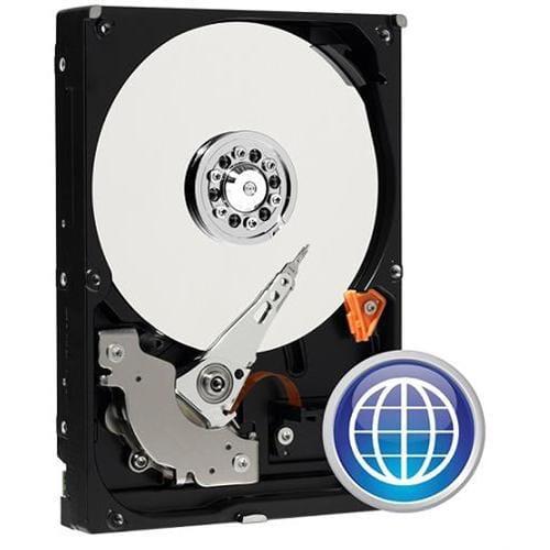 Pevný Disk WD Blue 1TB, 3,5'', 64MB, 7200RPM, SATAIII, WD10EZEX