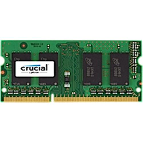SO-DIMM 4GB DDR3L - 1600 MHz Crucial CL11 SR 1.35V/1.5V CT51264BF160BJ