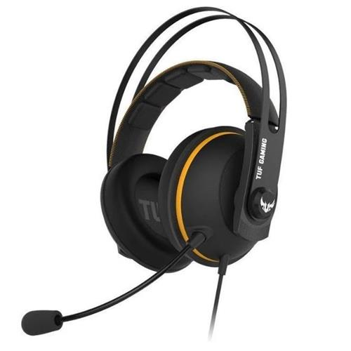 ASUS TUF GAMING H7 CORE, Yellow, gaming headset 90YH01RY-B1UA00