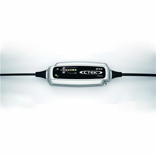 Nabíjačka CTEK XS 0.8 pre motocykle (12V, 0,8A, 1,2-32Ah/100Ah) 56-839