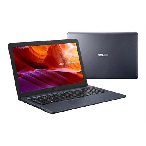 "ASUS X543MA-DM661T Celeron N4000 15.6"" FHD matný UMA 4GB 1TB WL Cam Win10 sivý"