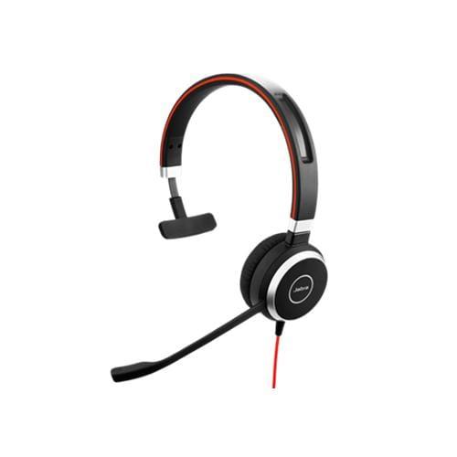 Headset Jabra Evolve 40, mono, USB/Jack 6393-829-209
