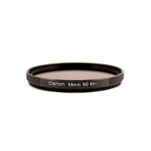 Canon LENS FILTER ND4-L 58MM 2596A001AA