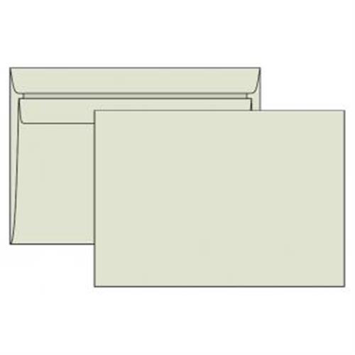 Poštové obálky C5 samolepiace recyklované LETTURA 1000 ks OB501040