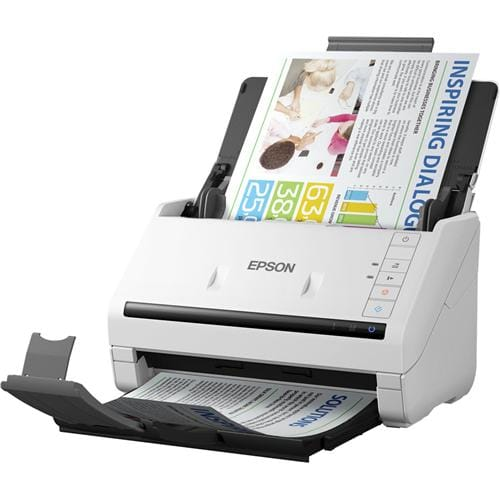 Skener EPSON WorkForce DS-530, A4, 600dpi, ADF, USB B11B226401
