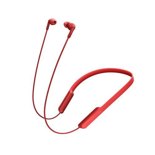 Slúchadlá SONY ACTIVE MDR-XB70BT,handsfree, červené MDRXB70BTR.CE7