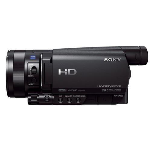 Kamera Sony HDR-CX900E, 12xOZ, foto 14,2Mpix, čierna HDRCX900EB.CEN