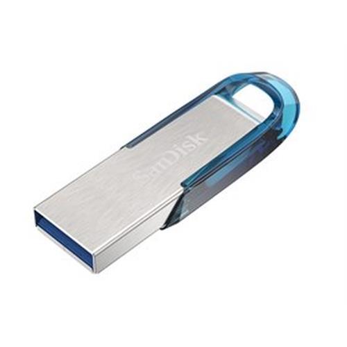 USB Klúč 32GB SanDisk Ultra Flair USB 3.0 modrý SDCZ73-032G-G46B