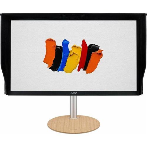 Monitor Acer ConceptD CP3271KP - 27'', IPS, 4K, 4ms, 400cd/m2, 16:9, HDMI, DP, USB, DeltaE, FreeSync, výška UM.HC1EE.P01