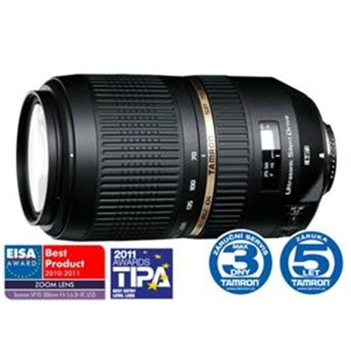 Objektív Tamron SP AF 70-300mm F4-5.6 Di USD pre Sony A005S