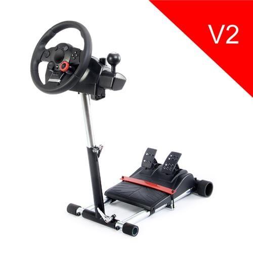 Wheel Stand Pro, stojan na volant a pedále pre Logitech Driving Force GT /PRO /EX /FX wheels LOG V2