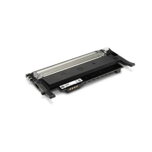 HP Čierna originálna laserová tonerová kazeta HP 117A (1000 strán) W2070A
