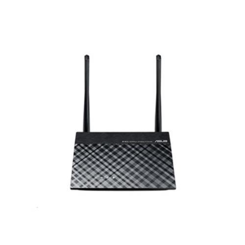 ASUS RT-N12PLUS B1 Wireless N300 Router / AP / Extender, 4x 10/100, 2x 5 dBi anténa 90IG01N0-BM3000/10