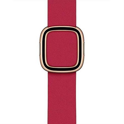 Apple Watch 40mm Raspberry Modern Buckle - Medium MXPA2ZM/A