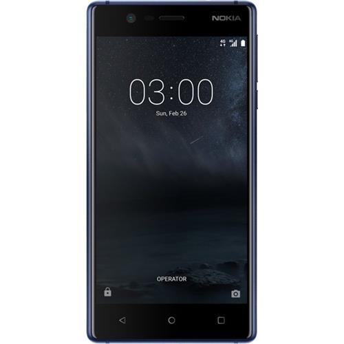 Nokia 3 Single SIM Tempered Blue 11NE1L01A12