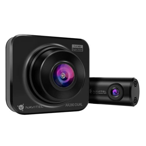NAVITEL AR280 DUAL, FHD Kamera do auta
